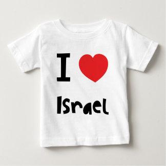 I love Israel Baby T-Shirt