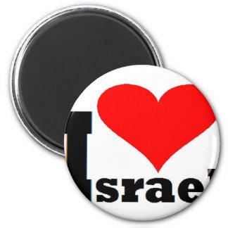 I love Israel Magnet