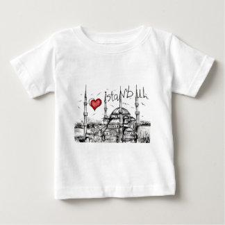 I love Istanbul Baby T-Shirt
