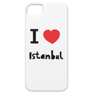I love Istanbul Case For The iPhone 5