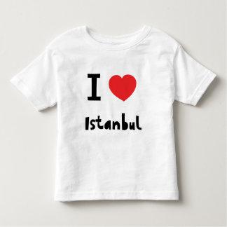 I love Istanbul Toddler T-Shirt