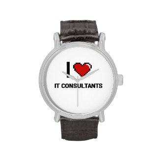 I love It Consultants Wrist Watches