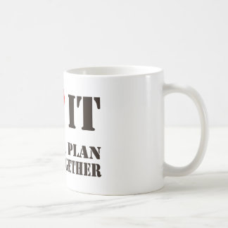 I Love It When A Plan... A-Team Mug