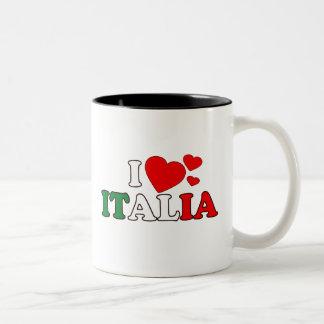 I Love Italia Mug