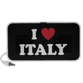 I Love Italy Speaker
