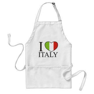I Love Italy Standard Apron