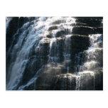 I love Ithaca Falls, New York! Postcard