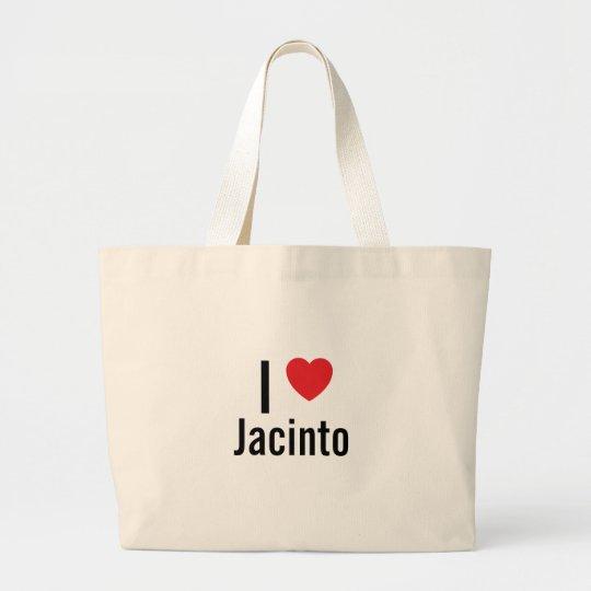 I love Jacinto Large Tote Bag