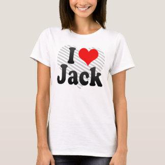 I love Jack T-Shirt