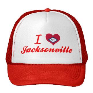 I Love Jacksonville, Arkansas Hat