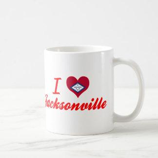I Love Jacksonville, Arkansas Coffee Mug