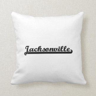I love Jacksonville Florida Classic Design Cushions