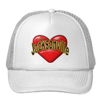 I Love Jacksonville Hat