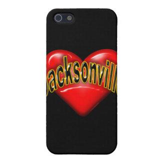 I Love Jacksonville iPhone 5 Case