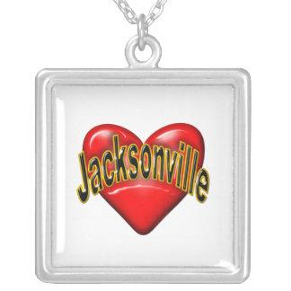 I Love Jacksonville Custom Jewelry