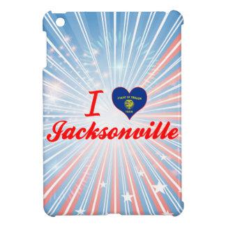 I Love Jacksonville Oregon iPad Mini Cover