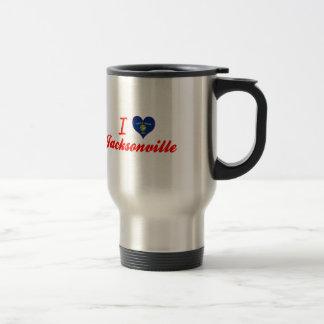 I Love Jacksonville, Oregon Coffee Mug