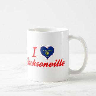 I Love Jacksonville, Oregon Mugs
