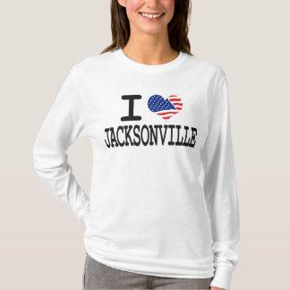 I love Jacksonville T-Shirt