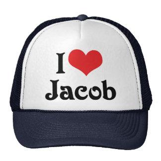 I Love Jacob Cap