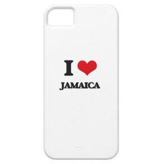 I Love Jamaica iPhone 5 Cover