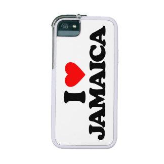 I LOVE JAMAICA iPhone 5 CASE
