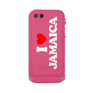 I LOVE JAMAICA INCIPIO ATLAS ID™ iPhone 5 CASE