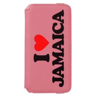 I LOVE JAMAICA INCIPIO WATSON™ iPhone 6 WALLET CASE