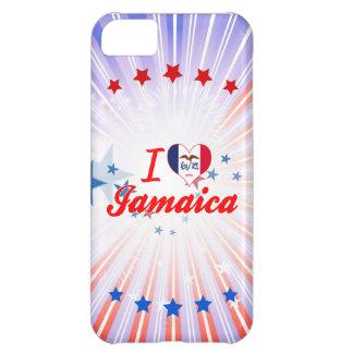 I Love Jamaica Iowa iPhone 5C Case