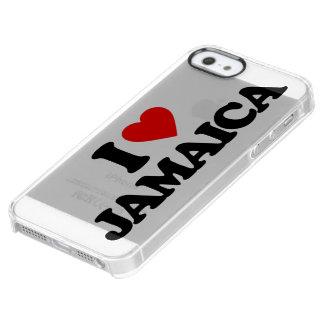 I LOVE JAMAICA iPhone 6 PLUS CASE