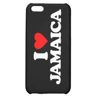 I LOVE JAMAICA CASE FOR iPhone 5C