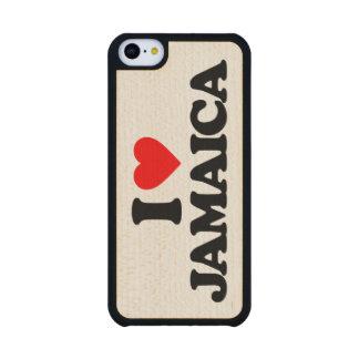 I LOVE JAMAICA MAPLE iPhone 5C CASE