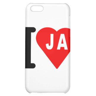 i_love_Jamaica.png iPhone 5C Cases