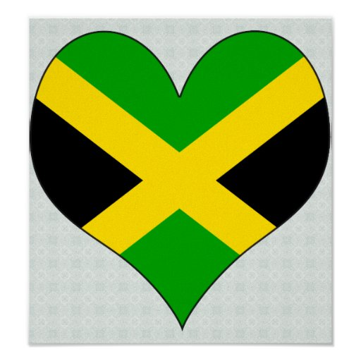 I Love Jamaica Posters