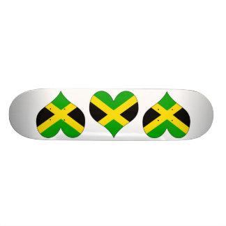 I Love Jamaica Skateboard Decks
