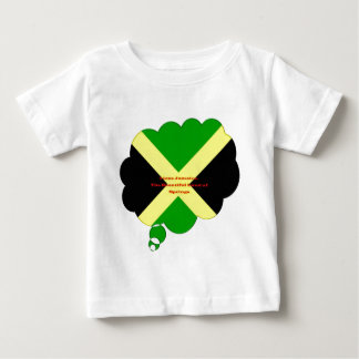 I Love Jamaica. The Beautiful Land of Springs Tee Shirts