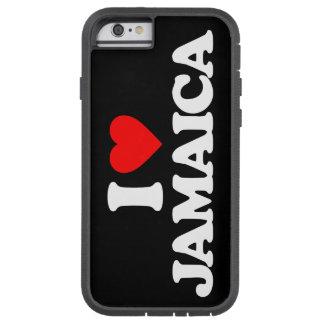 I LOVE JAMAICA TOUGH XTREME iPhone 6 CASE