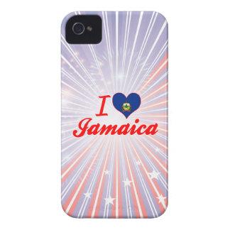 I Love Jamaica, Vermont Case-Mate iPhone 4 Case