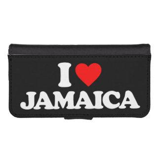 I LOVE JAMAICA PHONE WALLETS