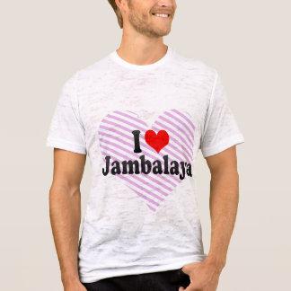 I Love Jambalaya T-Shirt