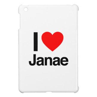 i love janae case for the iPad mini