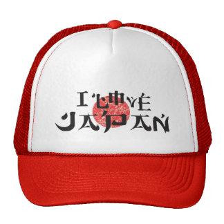 I Love Japan Cap
