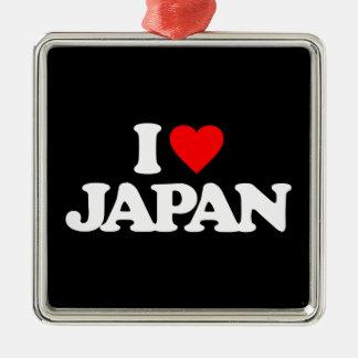 I LOVE JAPAN CHRISTMAS ORNAMENT