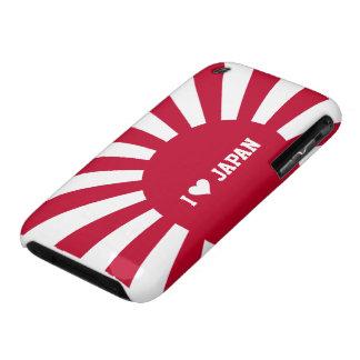 I love Japan iPhone 3 Case-Mate Case