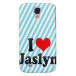 I love Jaslyn Galaxy S4 Cases