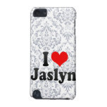 I love Jaslyn iPod Touch (5th Generation) Case