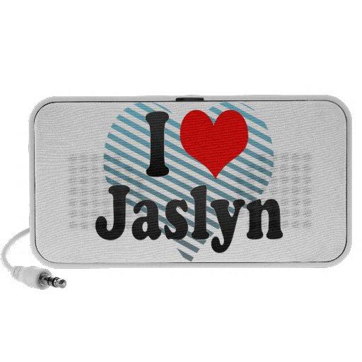 I love Jaslyn Laptop Speaker