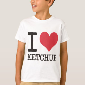I Love JAVA - KETCHUP - KITTY Products & Designs! T-shirts