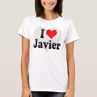 I love Javier T-Shirt