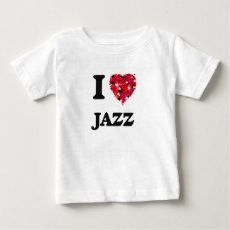I Love Jazz T Shirt